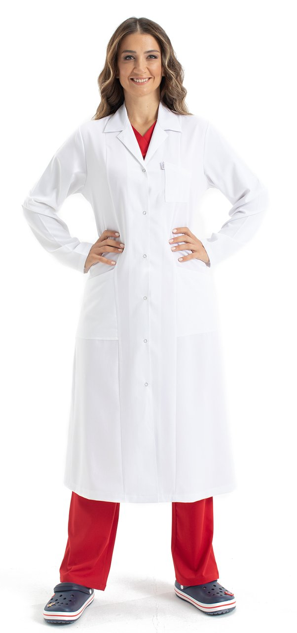 Blouse de docteur pour femme