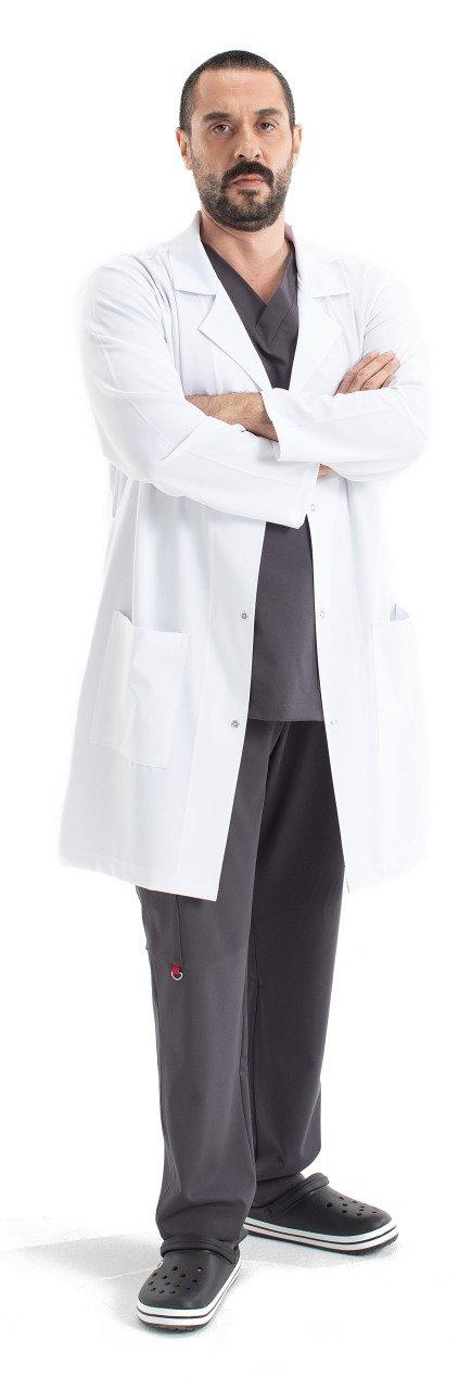 Blouse de docteur pour homme