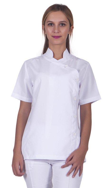 Maillot d'infirmière manches courtes