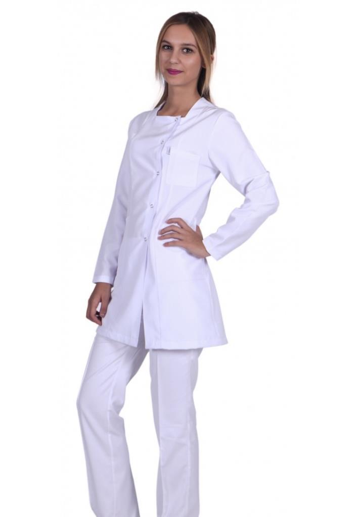 Maillot d'infirmière manches longues