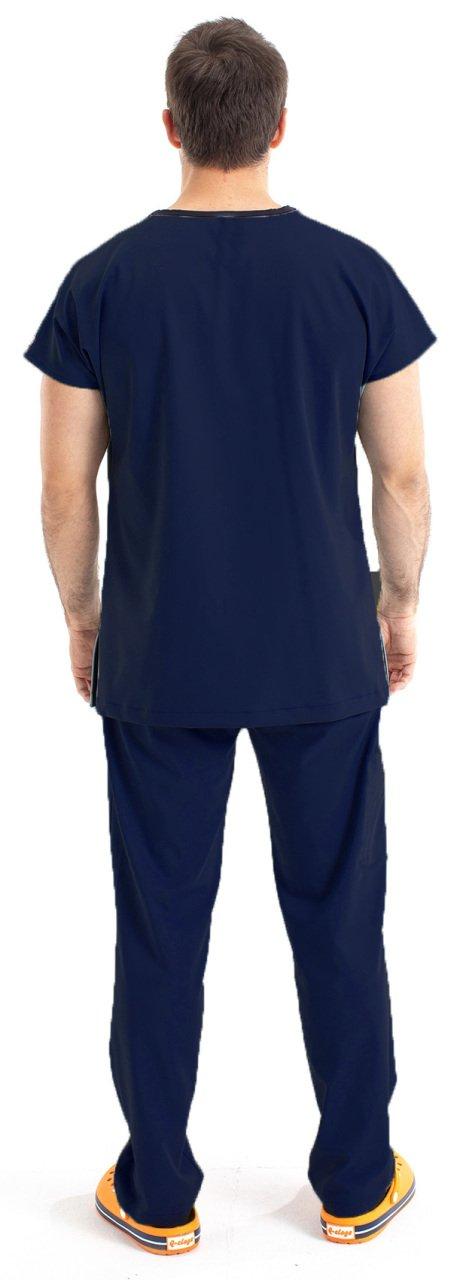 Uniforme chirurgical pour homme